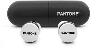 Pantone True wireless earphones Grey