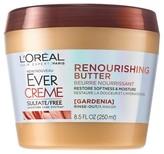 L'Oreal Hair Expert/Paris Ever Creme Gardenia Rinse Out Renourishing Butter - 8.5 oz