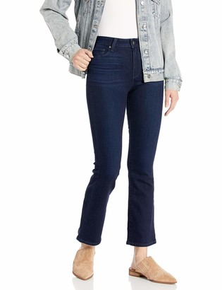 Paige Women's Claudine High Rise Flare Leg Ankle Jean