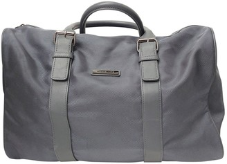 Michael Kors Grey Cloth Travel bags