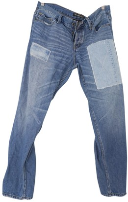 Abercrombie & Fitch Cotton Jeans for Women
