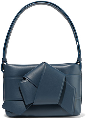 Acne Studios Musubi Mini Knotted Leather Shoulder Bag