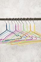 Forever 21 Rainbow Coat Hanger Set