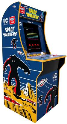 Arcade 1 Up Space Invaders Game