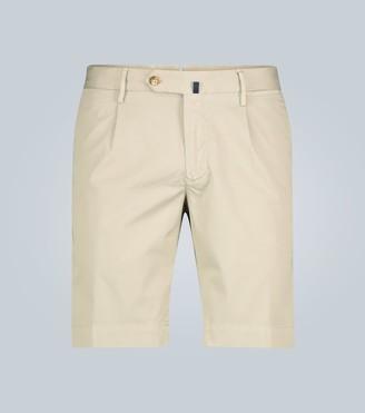 Incotex Royal Batavia slim-fit chino shorts