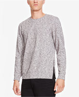 Kenneth Cole New York Men's Space-Dyed Side-Zip Shirt