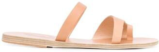 Ancient Greek Sandals Siopi flat sandals