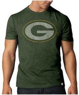 '47 Men's Green Bay Packers Logo Scrum T-Shirt