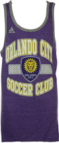 adidas Girls' Orlando City SC Twist Tank Top