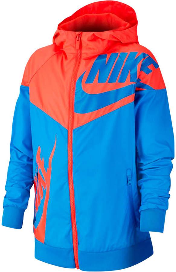 0fefc505f2 Nike Blue Boys' Outerwear - ShopStyle