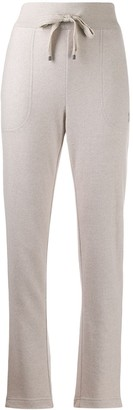 Lorena Antoniazzi knitted track pants