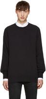 BLK DNM Black Zippered 67 Pullover