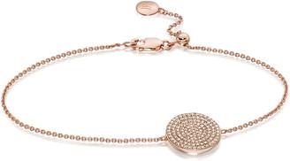 Monica Vinader Ava Diamond Disc Bracelet