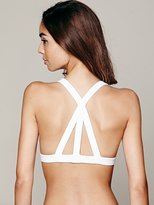Free People Back Detail Bra