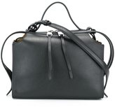 Jil Sander top zip crossbody bag