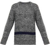 Wood Wood Karen Black Stripe Sweater