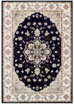 Couristan Vintage Floral Malayer Framed Floral Rug