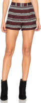 BCBGeneration Pleat Short