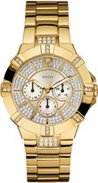 GUESS GUESS? Women's U13576L1 Stainless-Steel Quartz Watch with Dial