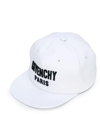 Givenchy Kids Logo Snapback Cap
