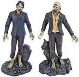 Design Toscano Dead Walking Zombie Statue Set