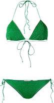 Oseree - Lumiere bikini set - women - Polyamide/Polyester/Spandex/Elastane - M