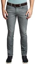 Hugo Boss Boss Orange Orange63 Slim Fit Jeans, Dark Grey