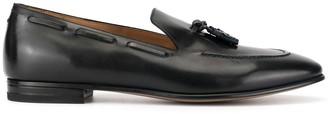 Francesco Russo Tassel Detail Loafers