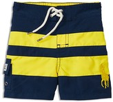 Ralph Lauren Boys' Striped Board Shorts - Baby