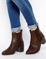 Asos ROAR Chelsea Ankle Boots