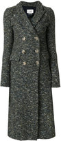 Etoile Isabel Marant Overton boucleé coat - women - Cotton/Polyamide/Polyester/other fibers - 38