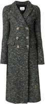Etoile Isabel Marant Overton boucleé coat