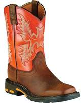 Ariat Workhog Wide Square Toe (Infants/Toddlers')