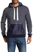 Smash Wear Stripe Pullover Hoodie