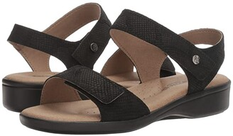 ARCOPEDICO Galapagos (Black) Women's Shoes
