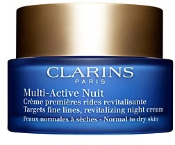 Clarins Multi-Active Night Cream, Dry Skin