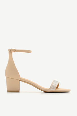 Ardene Faux Leather D'Orsay Sandals