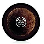 The Body Shop Body Butter Moisturizer, Coconut, 1.7 Ounce