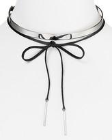 Aqua Fae Collar Necklace