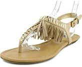 Report Lotte Open Toe Synthetic Thong Sandal.