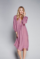 CP Shades x Free People Womens ZACH SHIRT DRESS