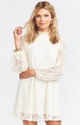 Show Me Your Mumu Francie Flow Mini Dress