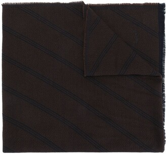 Bally Lightweight Wool Scarf