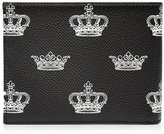 Dolce & Gabbana Printed Leather Wallet