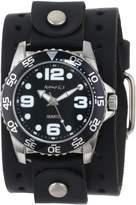 Nemesis Men's JB097K Collection Amazing Groove Watch