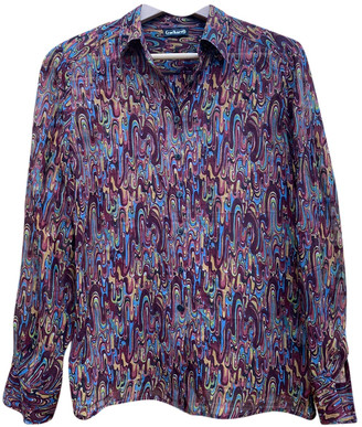 Cacharel Multicolour Silk Tops