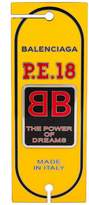 Balenciaga Stamp Badge