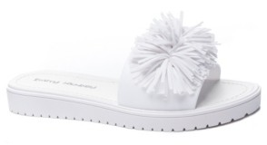 Chinese Laundry Women's Paseo Jelly Flat Sandals Women's Shoes