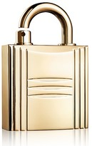 Hermes Gold-Tone Refillable Lock Spray 0.25oz.