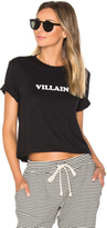 A Fine Line Villain Brothers Crop Tee